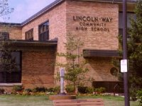 Lincoln Highway In Illinois