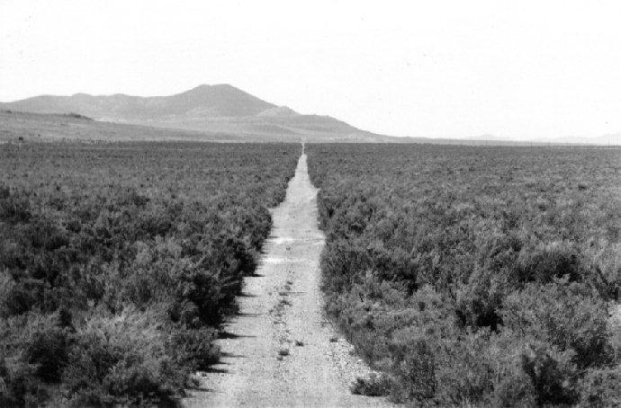 Lincoln Highway In Utah